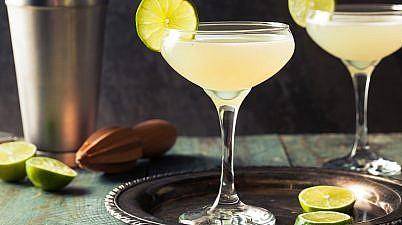 Sea Fever Rum Daiquiri on National Daiquiri Day